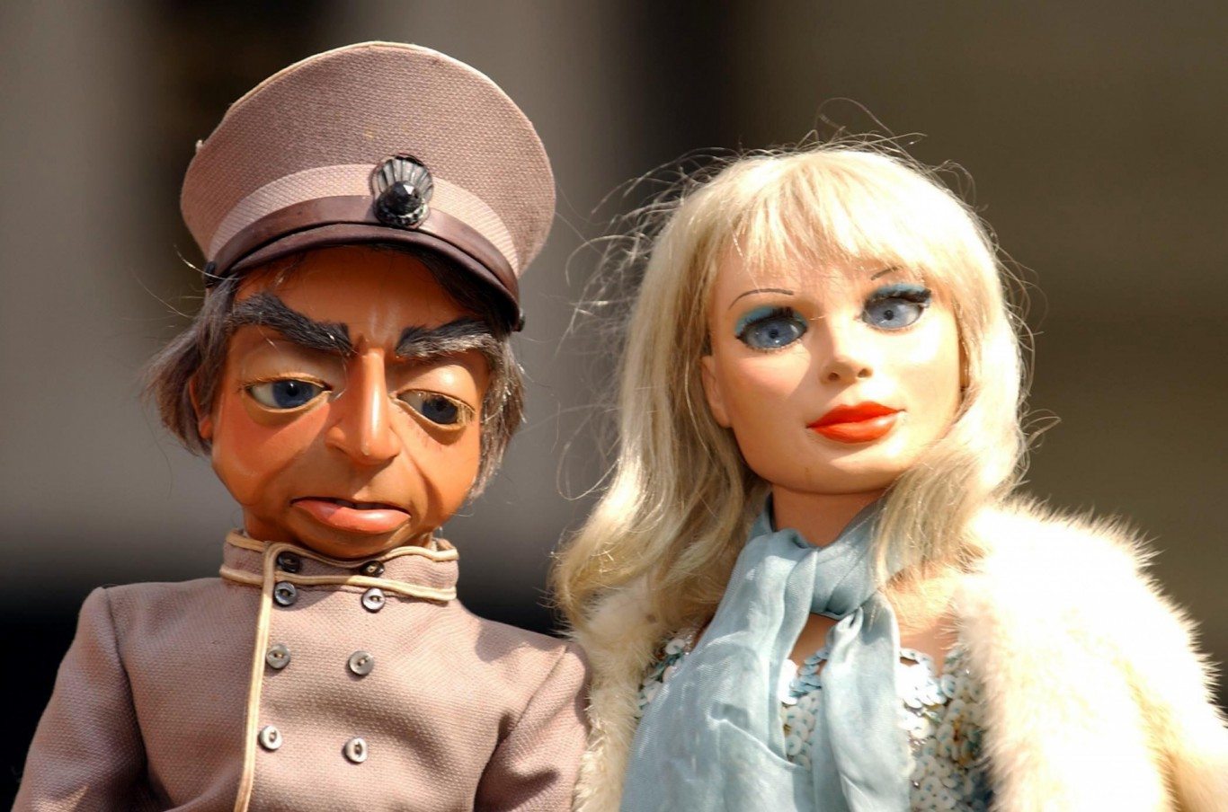 It's 52 years since Thunderbirds first screened in the UK