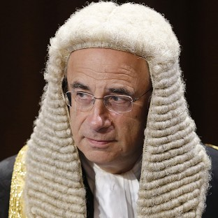 Lord Leveson: his report recommended 'voluntary independent self-regulation'