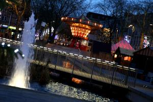 Watford's first German-style Christmas market now open