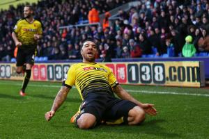 Deeney-inspired Hornets down Eagles
