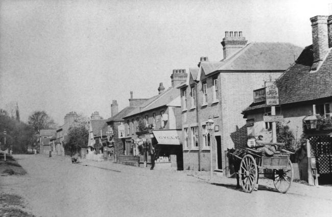 KINGS LANGLEY HIGH STREET