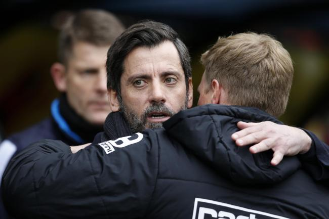 Watford boss Quique Sanchez Flores will leave the club this summer: Action Images
