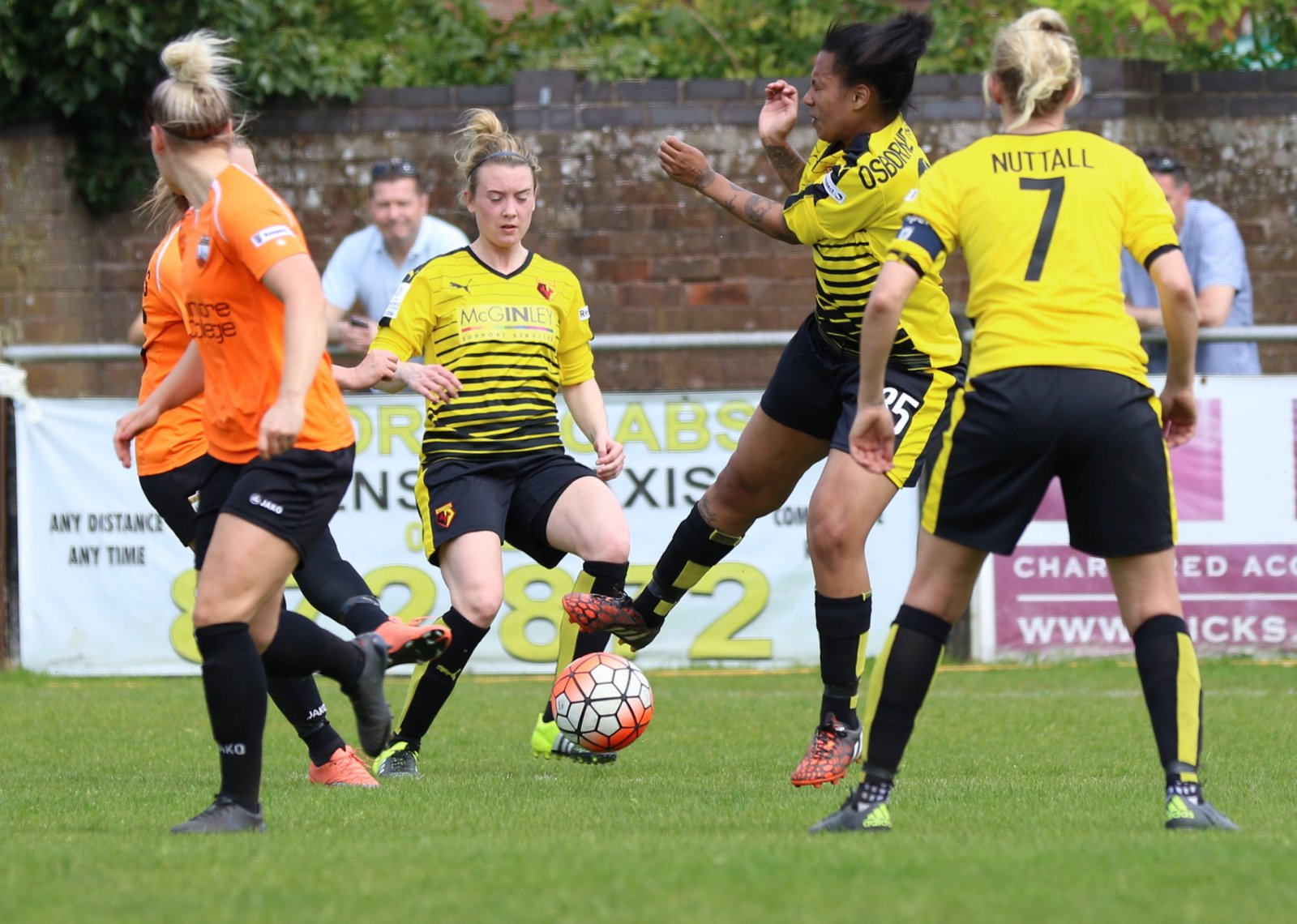 Clinical Bees condemn Watford Ladies to defeat