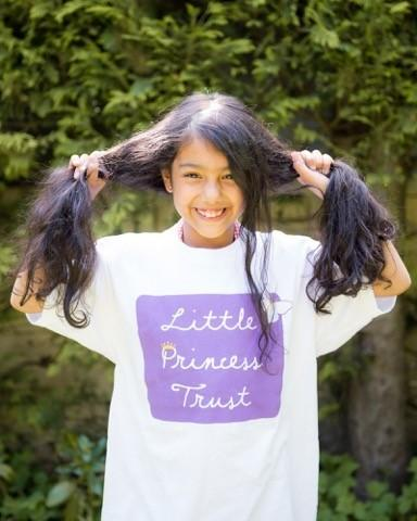 Young Girl Cuts Hair And Donates Locks To Charity Watford Observer