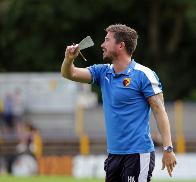 Harry Kewell's side start the season at Birmingham City: Dave Peters
