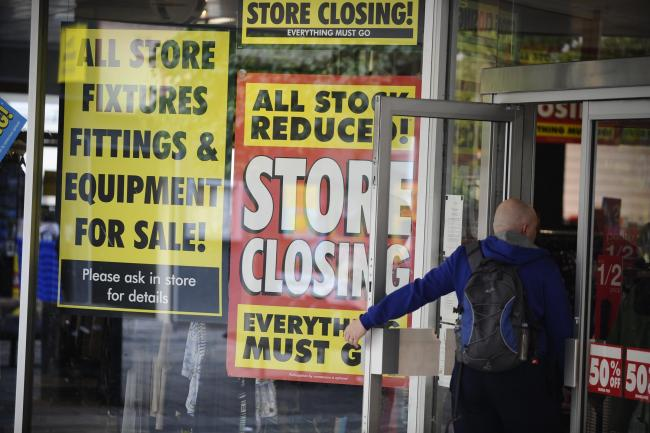Watford BHS in the Parade will close next month