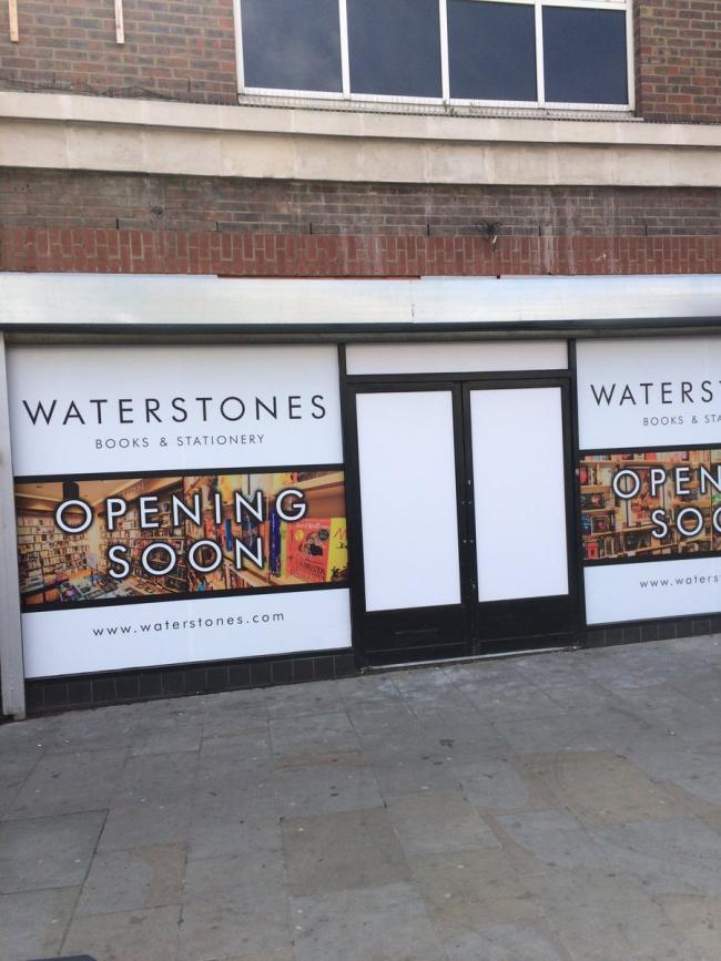 Waterstones To Open Watford Branch Watford Observer