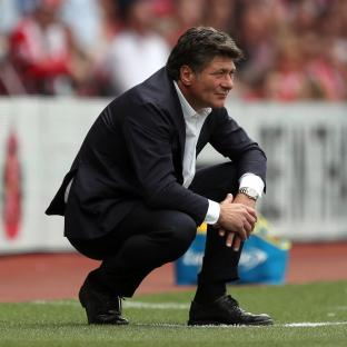 Walter Mazzarri was left frustrated after today's defeat: Action Images