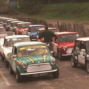 Italian Job Best Movie Car Chase Watford Observer