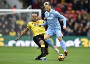 Watford Observer: The Hornets will have to manage without Younes Kaboul at West Brom
