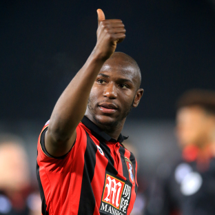 Benik Afobe scored a late equaliser for Bournemouth