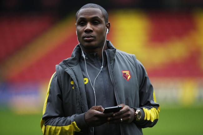 Odion Ighalo is close to a move to China: Action Images