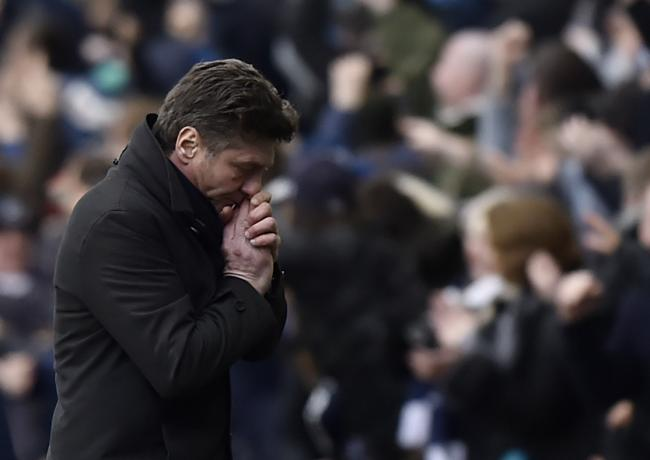 Walter Mazzarri's side were dumped out of the FA Cup: Action Images