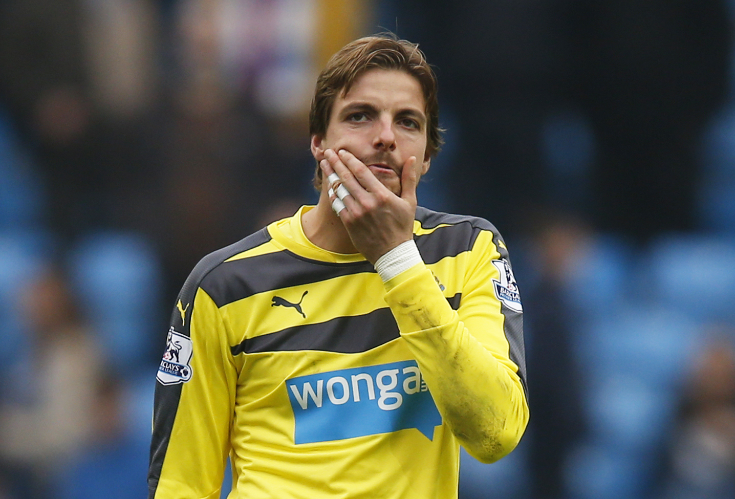 Newcastle's Tim Krul may be on his way to join Watford on loan. Picture: Action Images