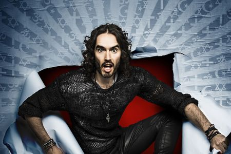 Russell Brand is coming to the Watford Colosseum