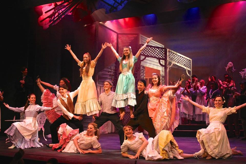 Rogers & Hammerstein's musical Carousel comes to the Watford Palace Theatre