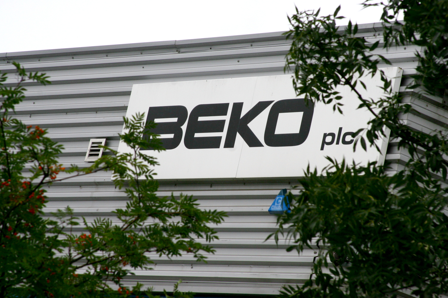 Beko is based in Watford