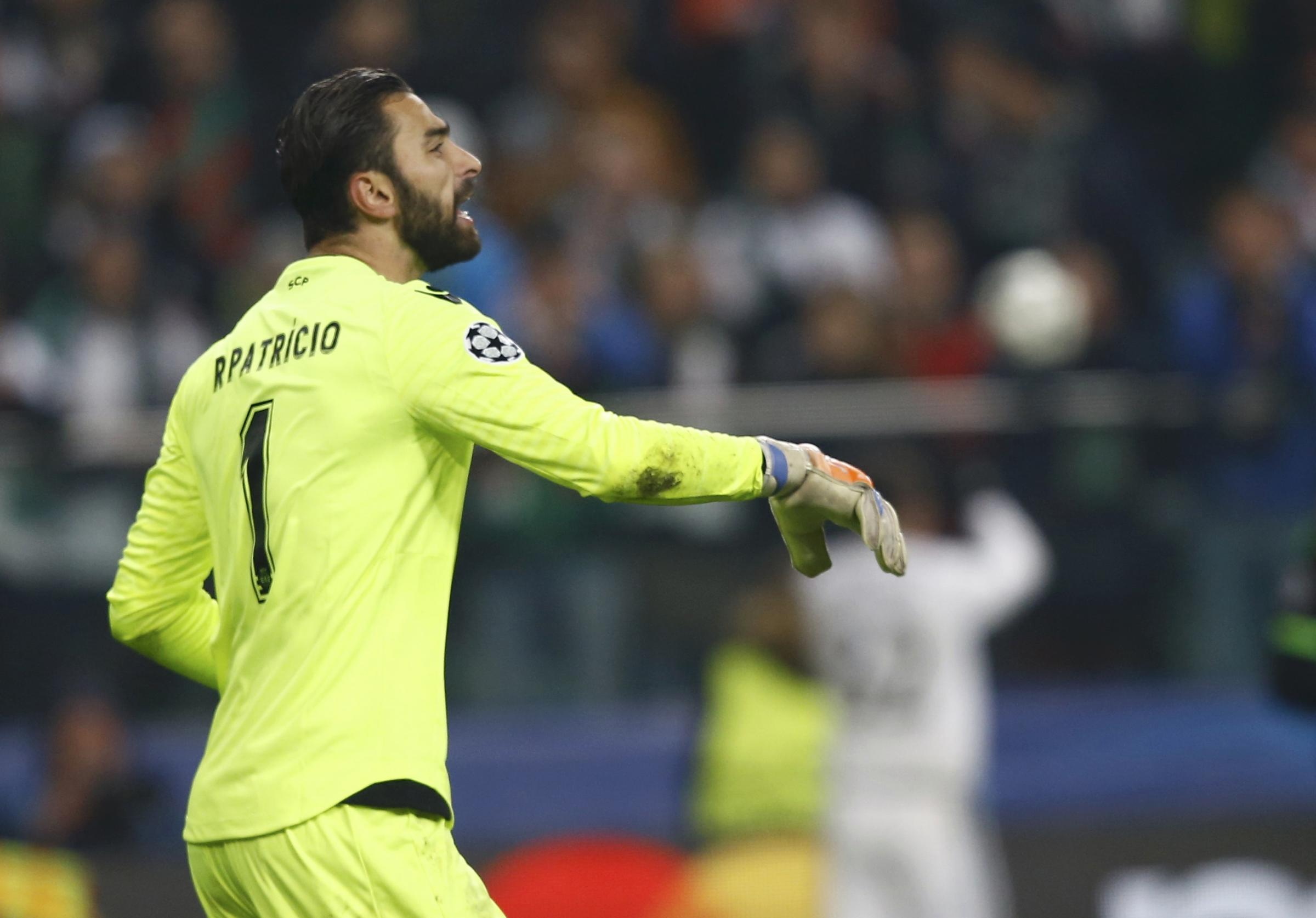 Reported Watford tar Rui Patricio not interested in Hornets