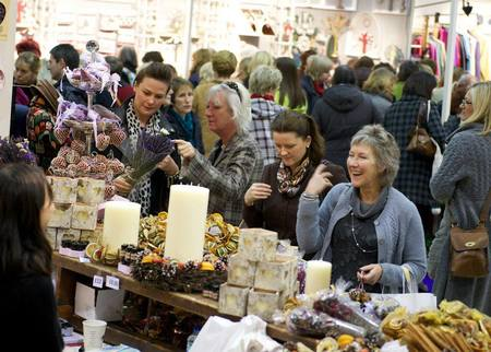 Herts Mistletoe Fair and Christmas Market