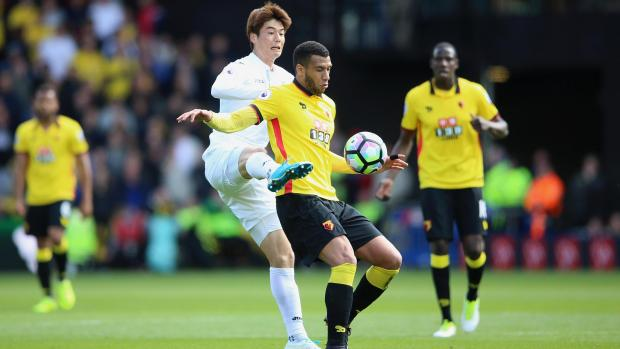 Watford Observer: Capoue has two years left on his contract