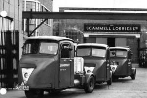 Scammell lorries