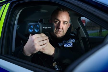 Fraudsters Have Been Issuing Fake Speeding Tickets To Motorists Stock Image