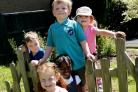 Children at Kingswood have high levels of confidence and self-esteem, according to a recent Ofsted report