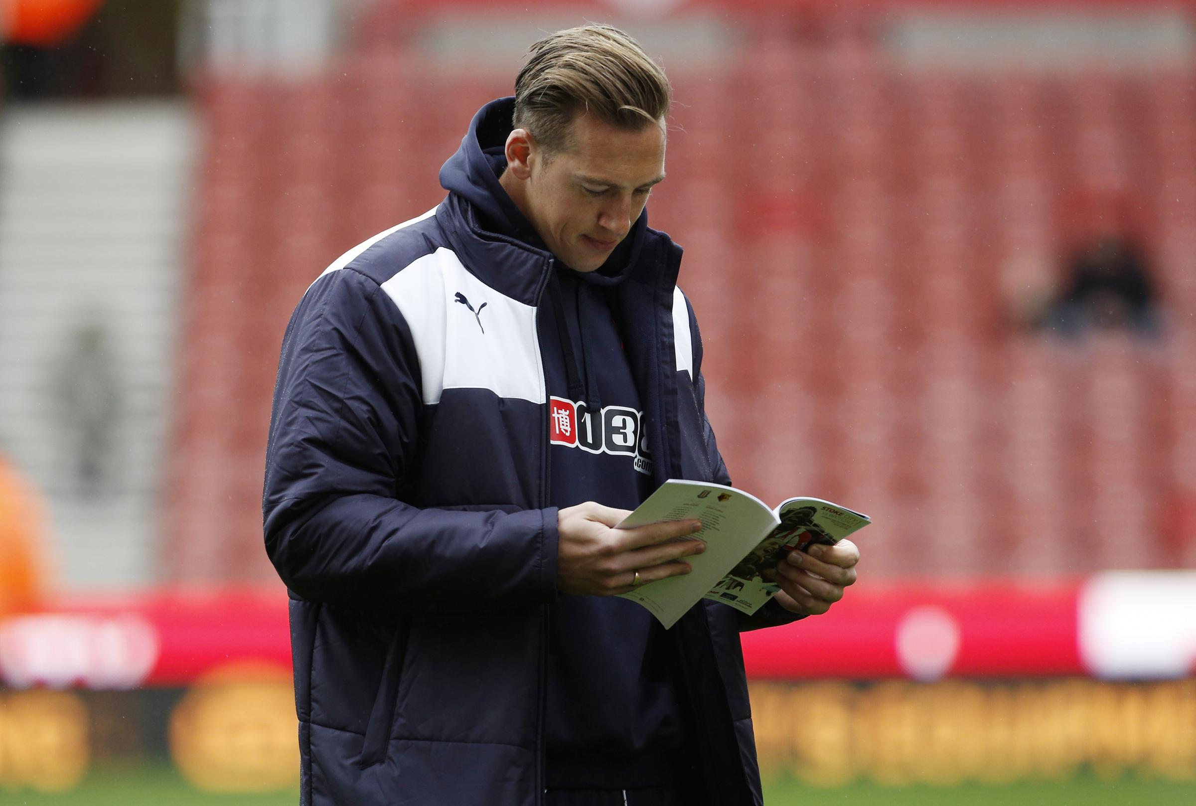 Former Watford goalkeeper Rene Gilmartin named Republic of Ireland Under 21 goalkeeping coach