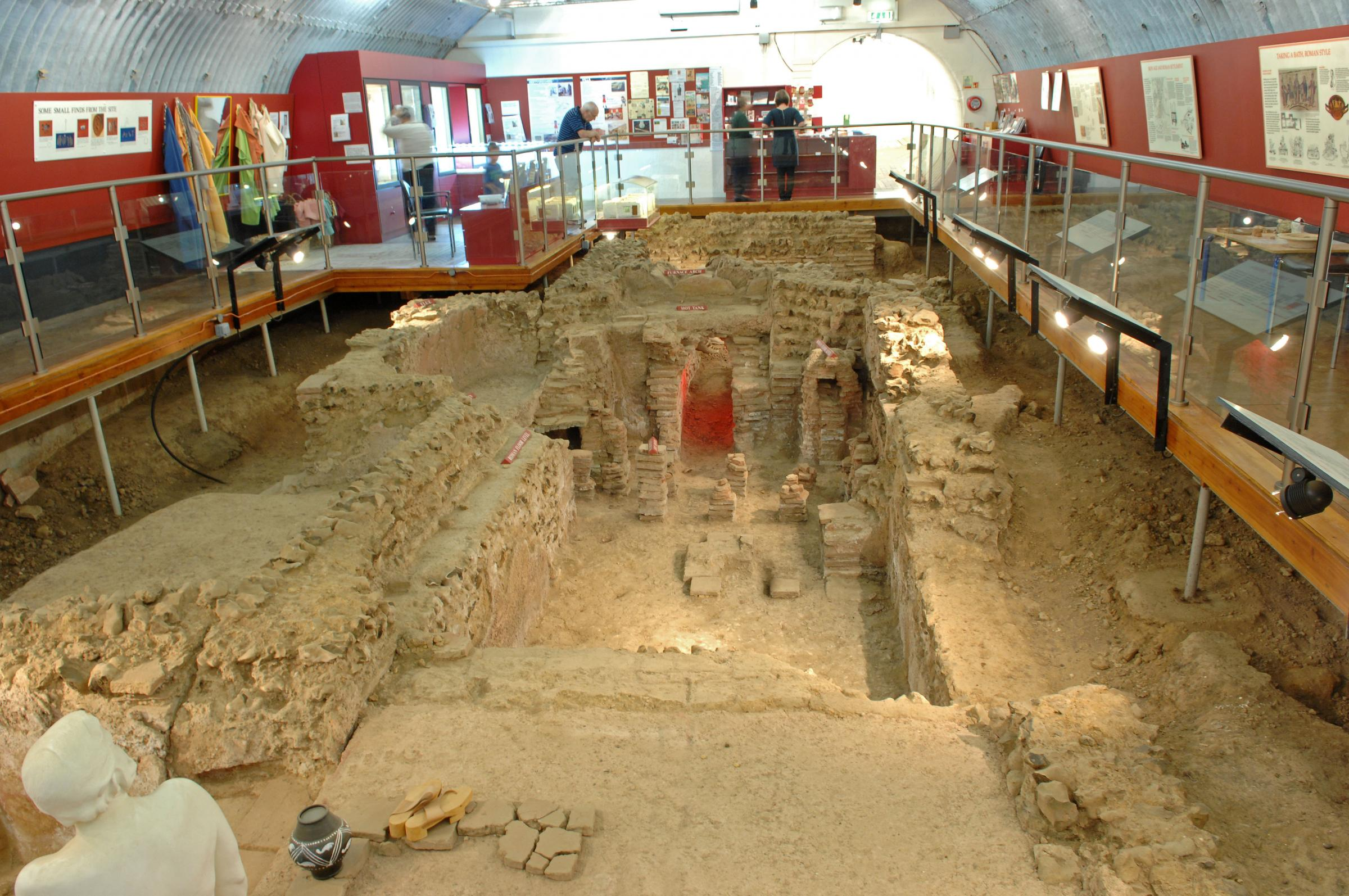 Children's Holiday Activities at Welwyn Roman Baths