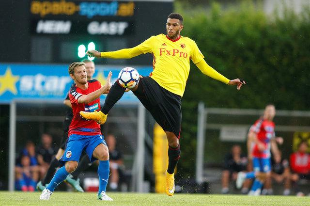 Capoue strike sinks Eibar in Austria