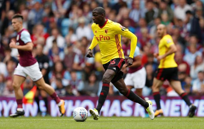 Watford and Aston Villa played out a stalemate at Villa Park. Picture: Action Images