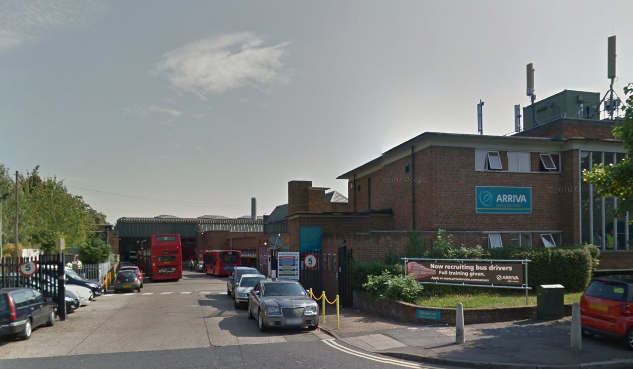 Garston bus garage will be closed in phases