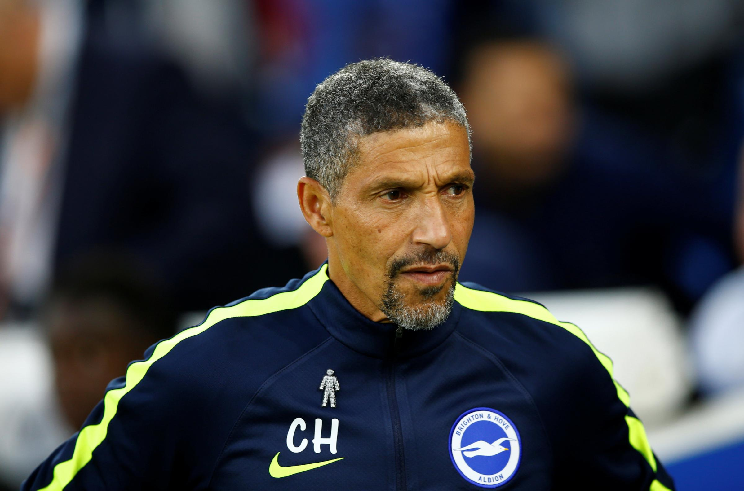 Hughton: Knockaert lucky to avoid injury after Britos foul