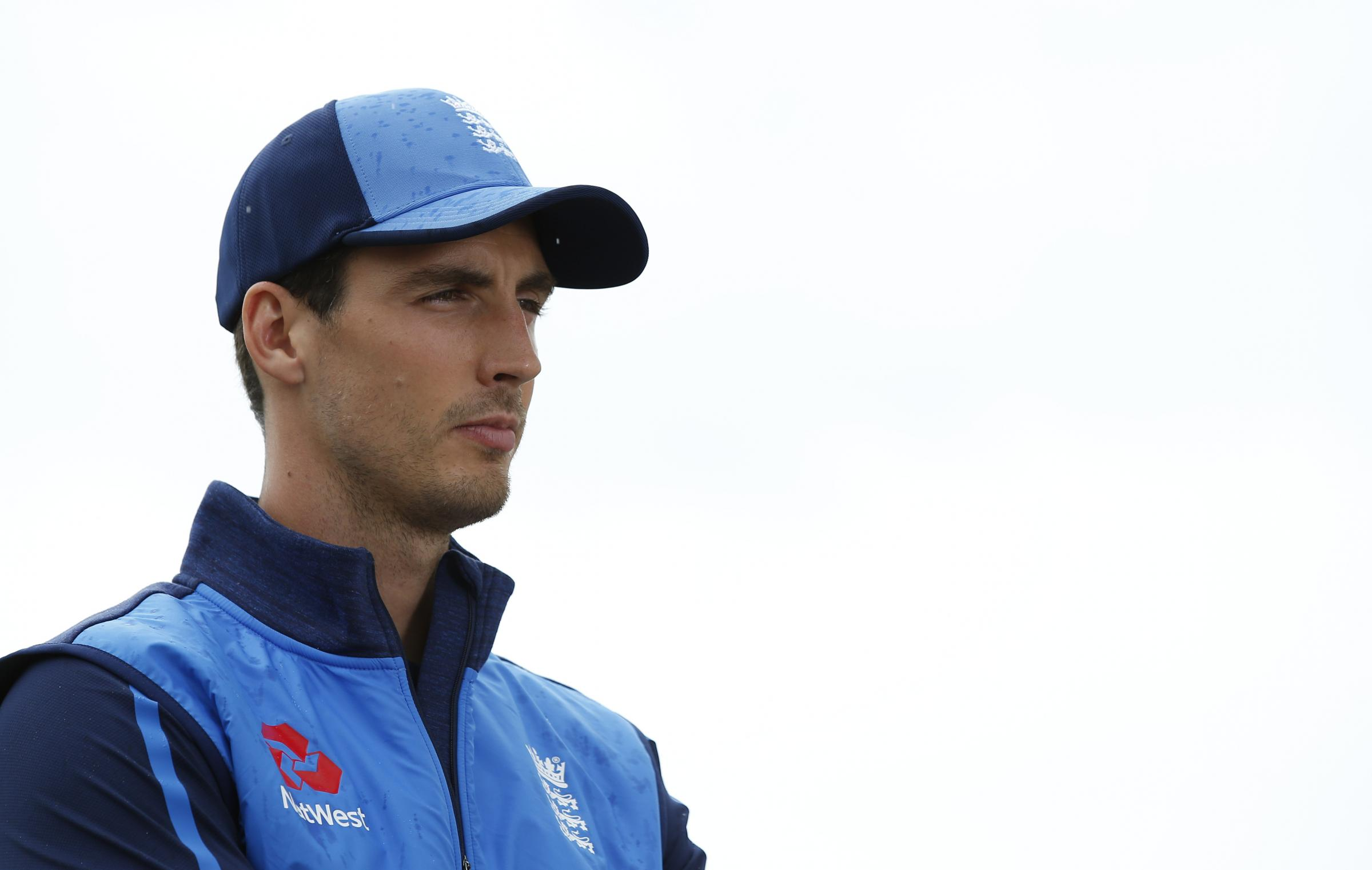 Steven Finn is in positive mood ahead of the Ashes getting underway later this month. Picture: Action Images