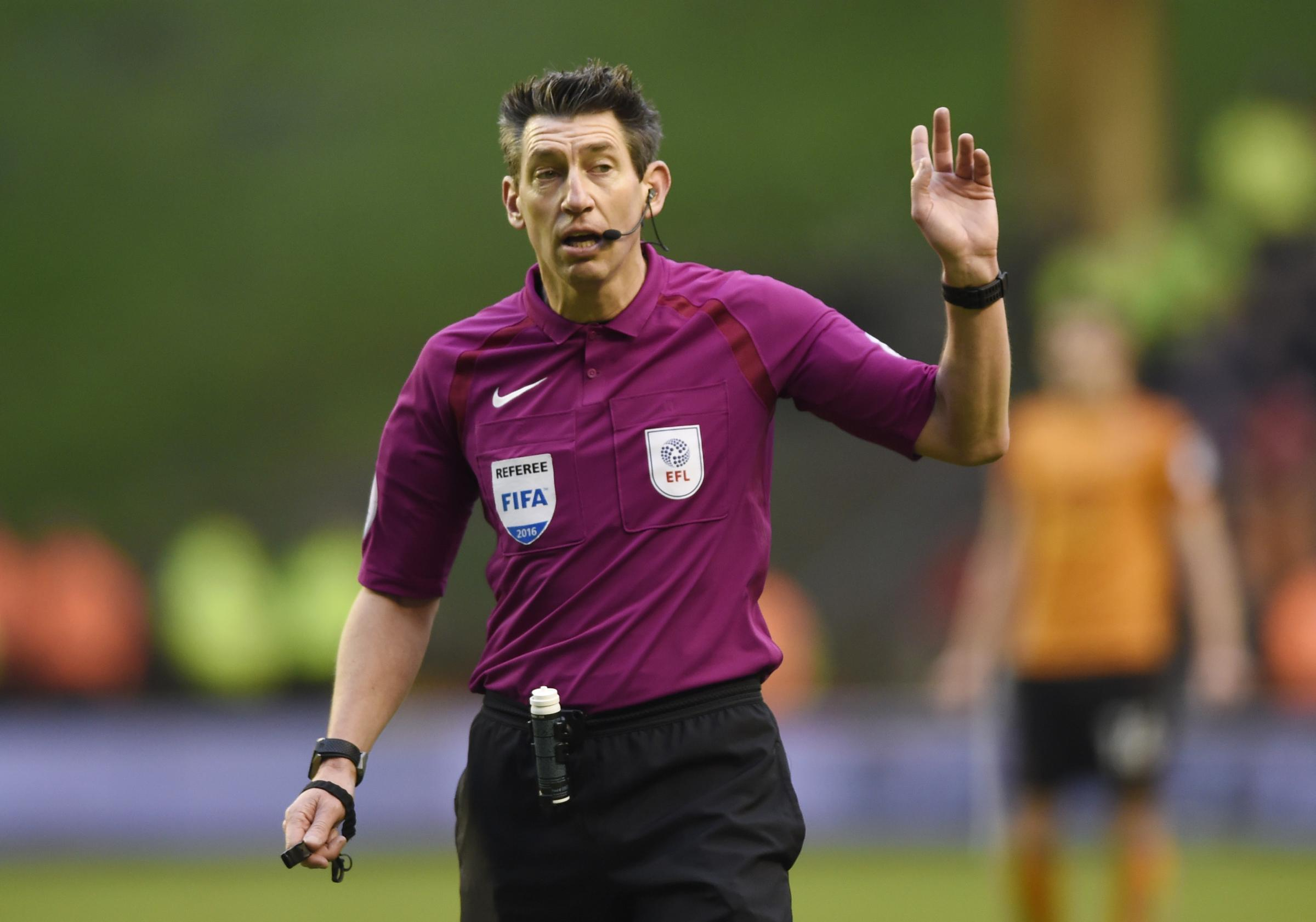Watford have never lost in the Premier League with Lee Probert as referee. Picture: Action Images
