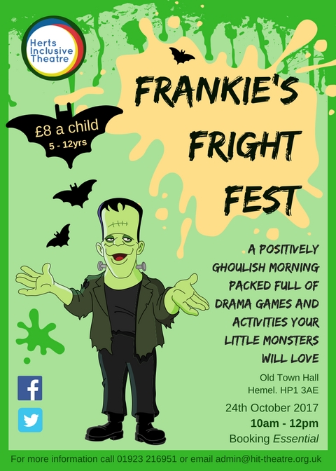 Frankie's Fright Fest