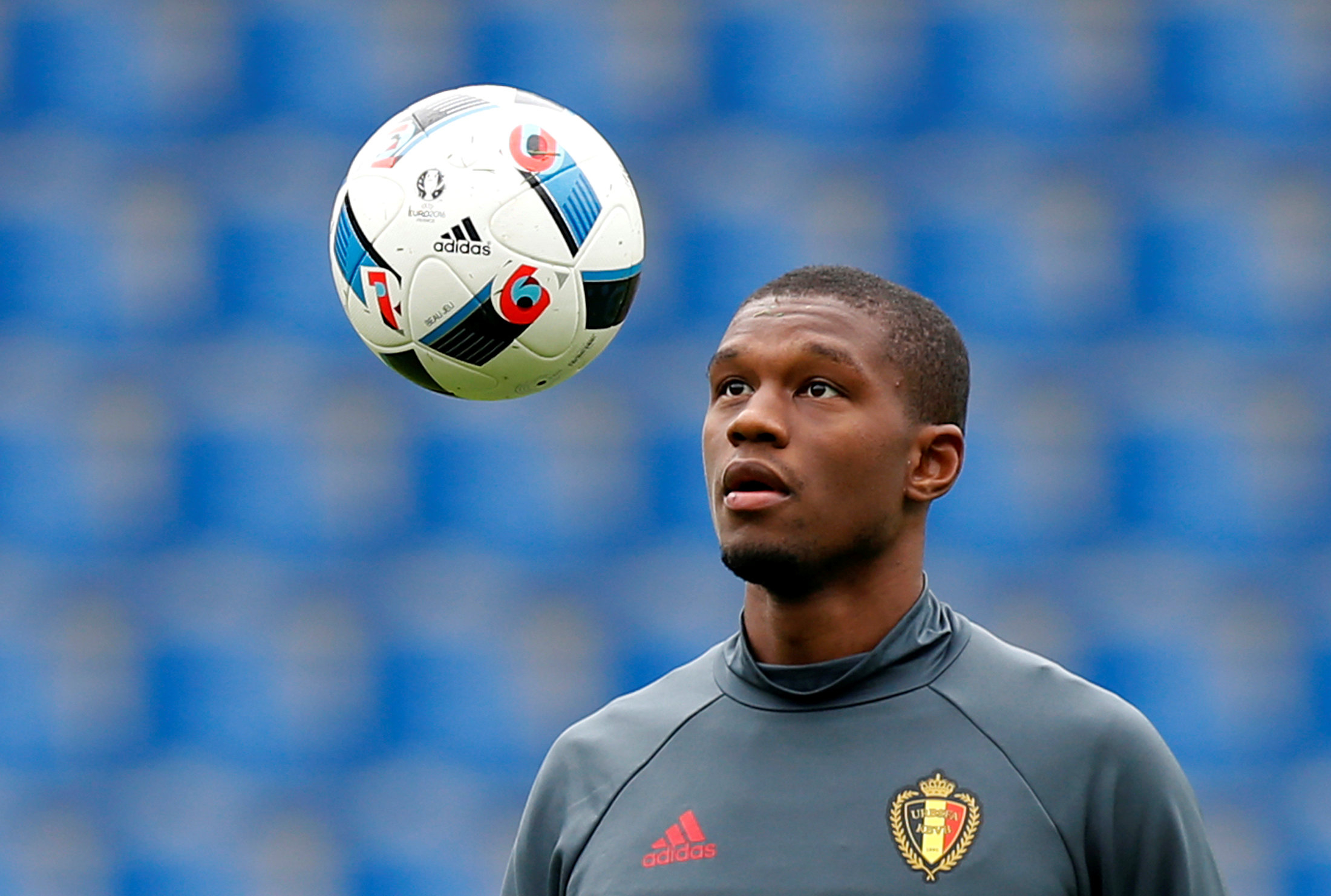 Christian Kabasele has been called up by Belgium. Picture: Action Images