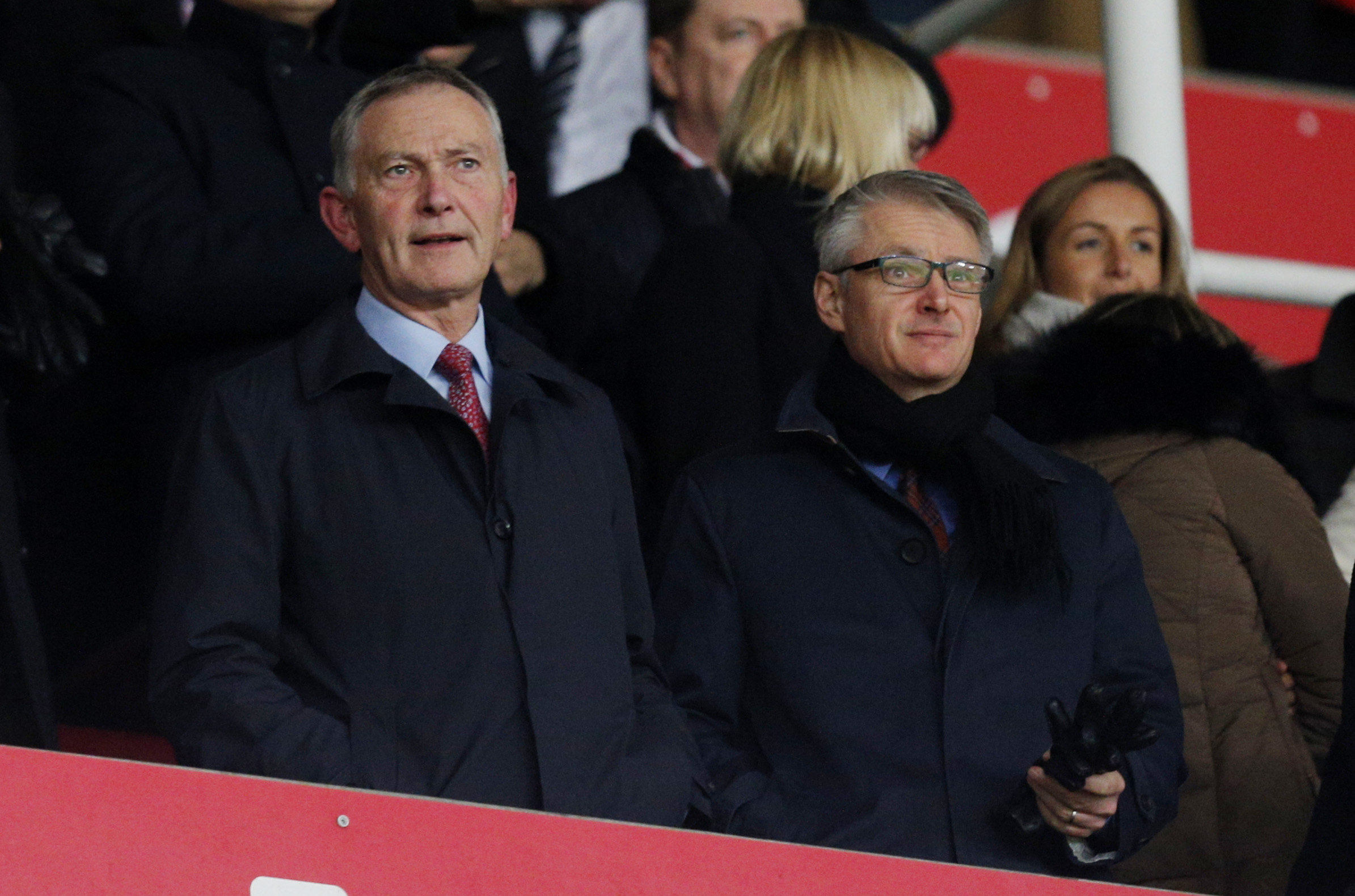 Premier League chief Richard Scudamore has acted as a go-between for the top-flight clubs. Picture: Action Images