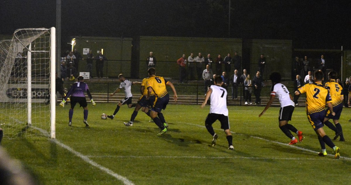 Kings Langley secured a welcome win on Tuesday. Picture: Len Kerswill
