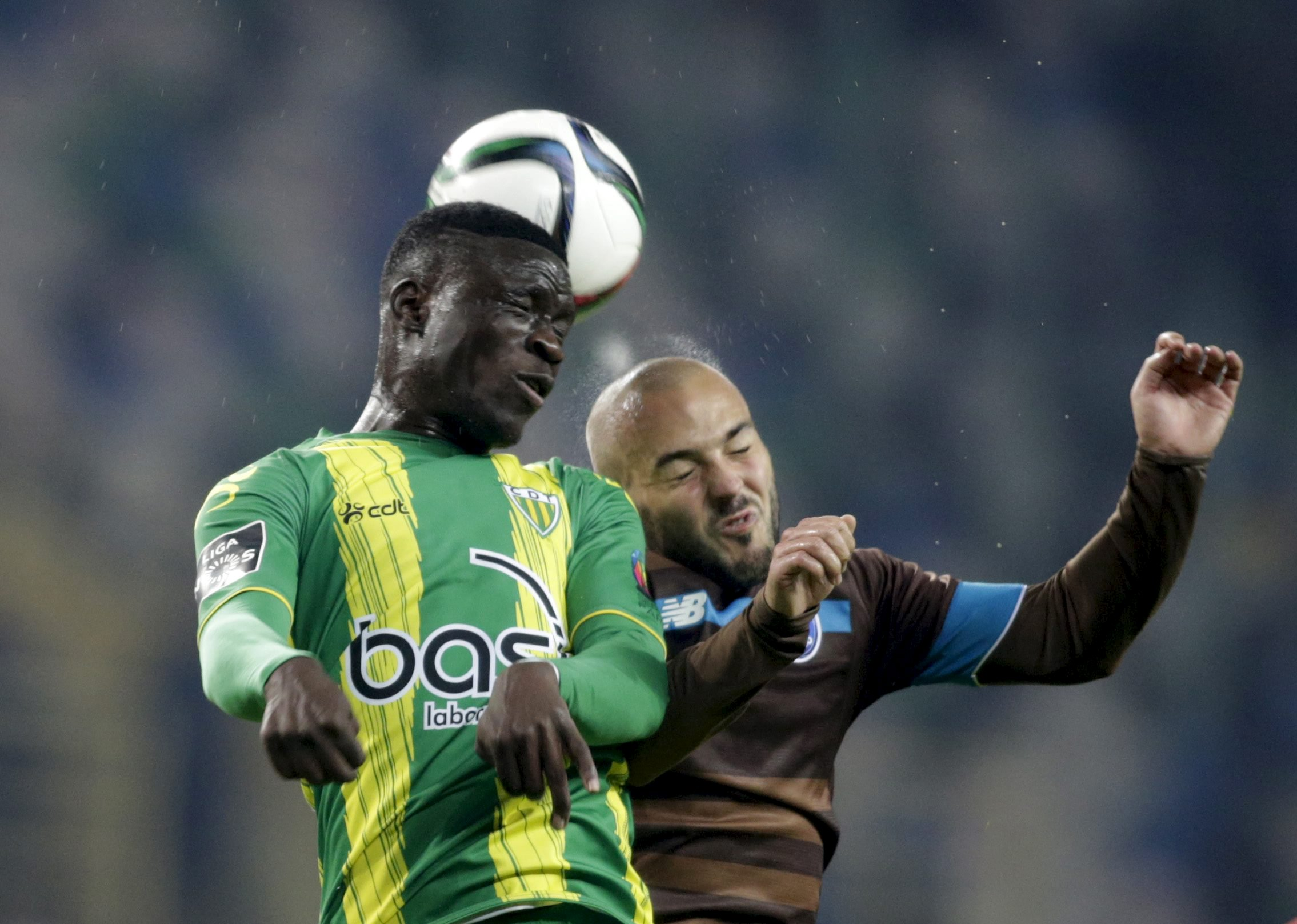Tondela have been in the Portuguese top flight for two years. Picture: Action Images