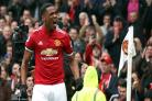 Anthony Martial netted the winner for Manchester United