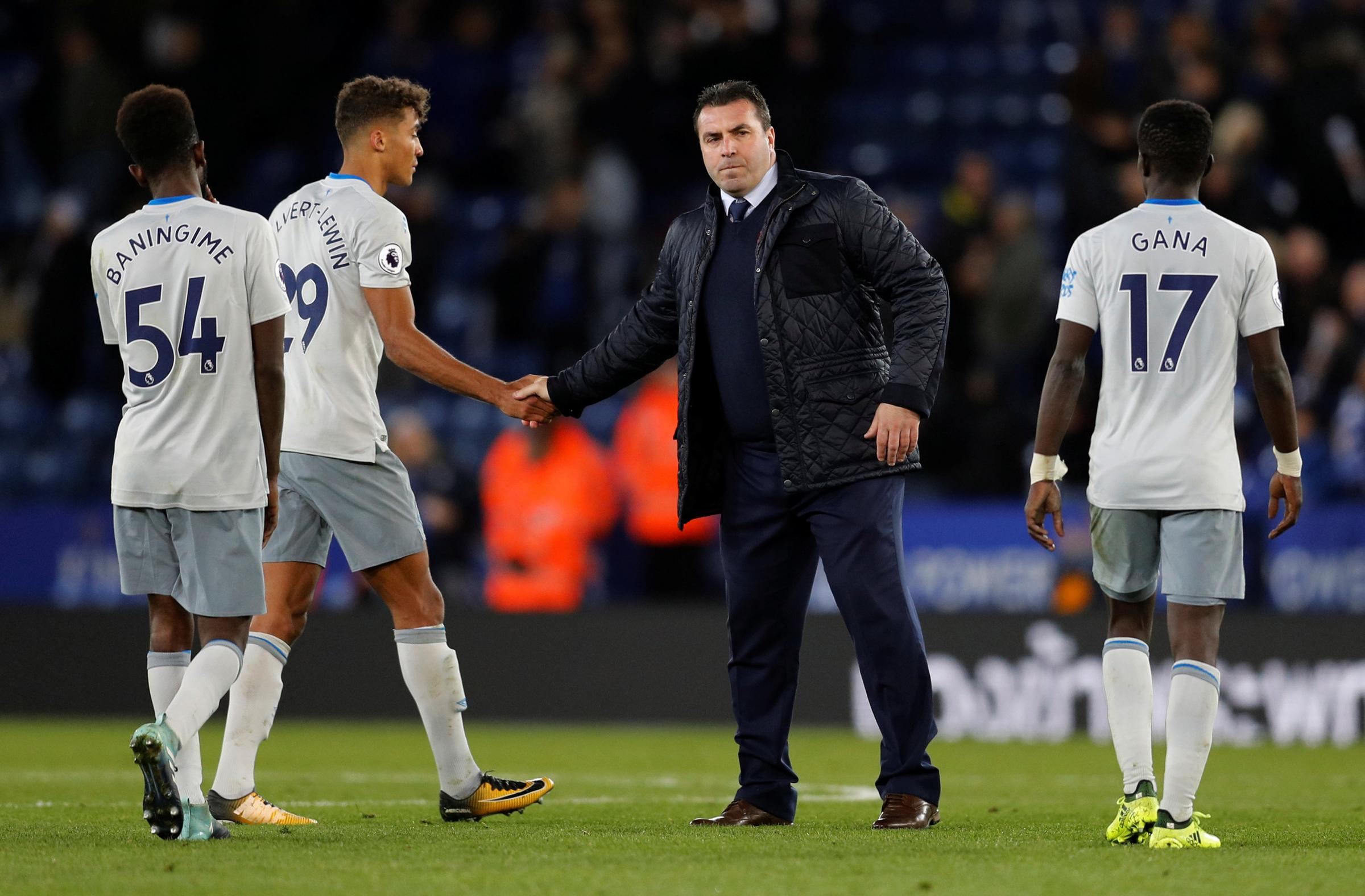 Unsworth's personal reasons behind labelling Watford game 'cup final'