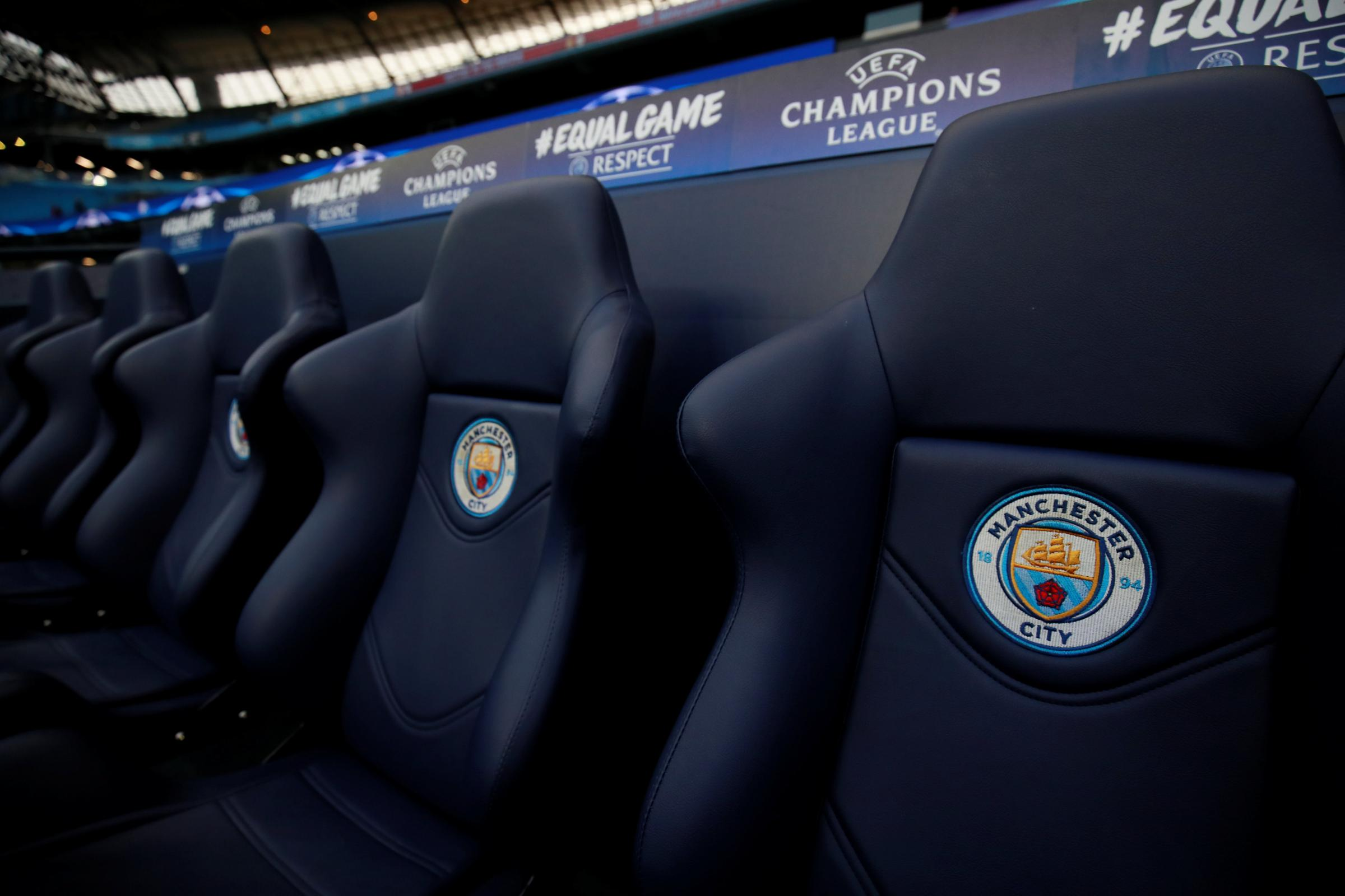 The trip to the Etihad Stadium has been put back to January 2. Picture: Action Images
