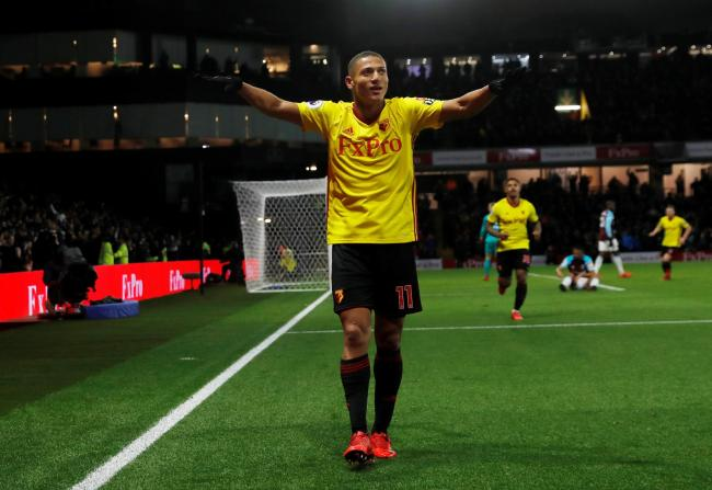 Richarlison is already subject to interest from China. Picture: Action Images