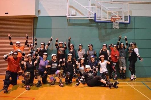 Hertfordshire Roller Derby is looking for new members for their new season
