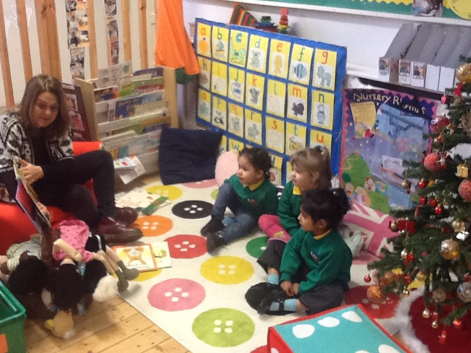 The nursery was ranked as 'Outstanding' in two areas having previously been 'Inadequate' across the board