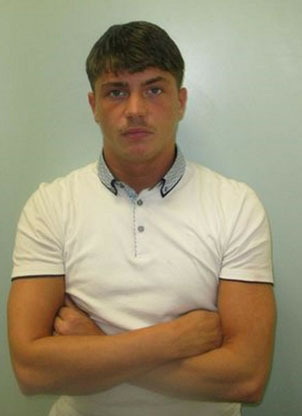 Patrick O'Leary is wanted in connection with a burglary in Bushey