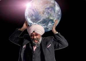 Hardeep Singh Kohli: Alternative, Fact.