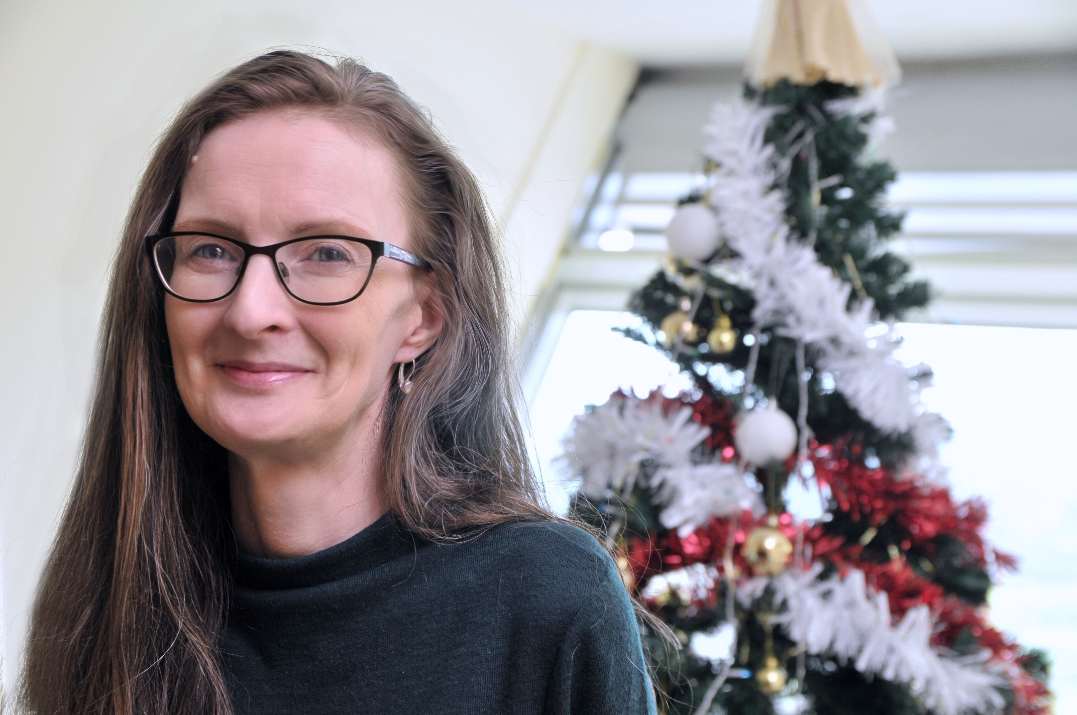 Anne-Marie Fraser, from Harrow Weald, is looking forward to a 'normal' Christmas this year