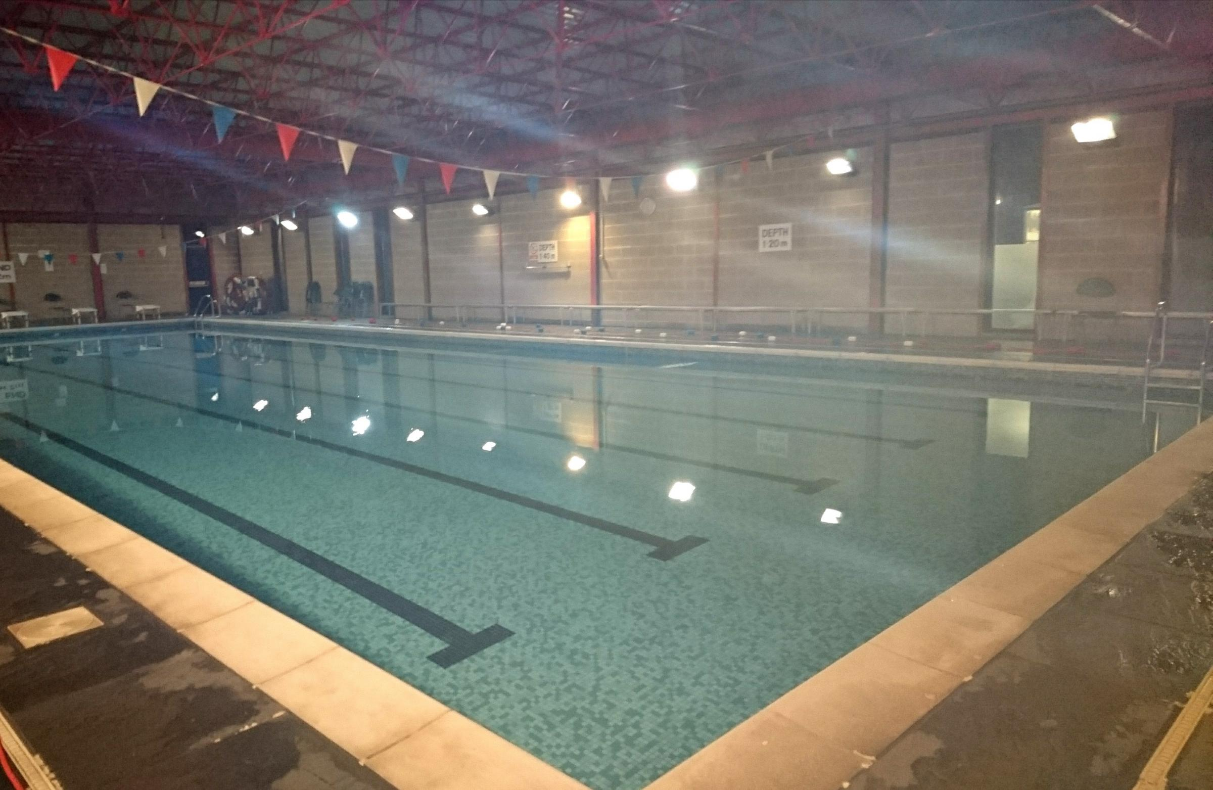Kings Langley Swimming Club Relocates To New Home In Rickmansworth Watford Observer